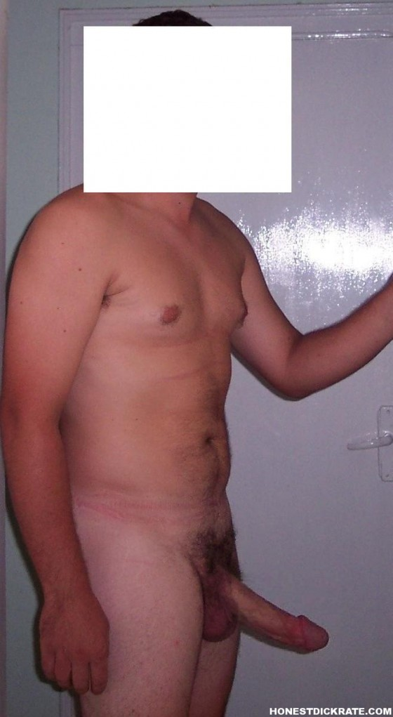 This Cock Looks So Perfect On This Guy.... Insert Jenny Bent Over In This Pic! ;)